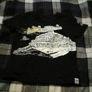 Star wars gap t shirt